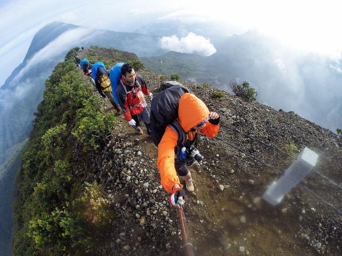 The Environmentalist – 2014 EyeEm Awards Landscape Hiking Summit