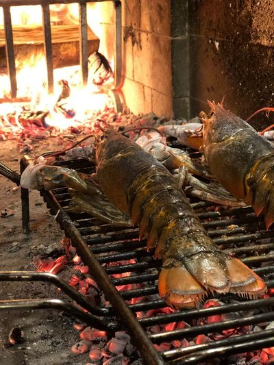 Astice Food And Drink Food Barbecue Grill Fish Grilled Barbecue Food Stories Seafood