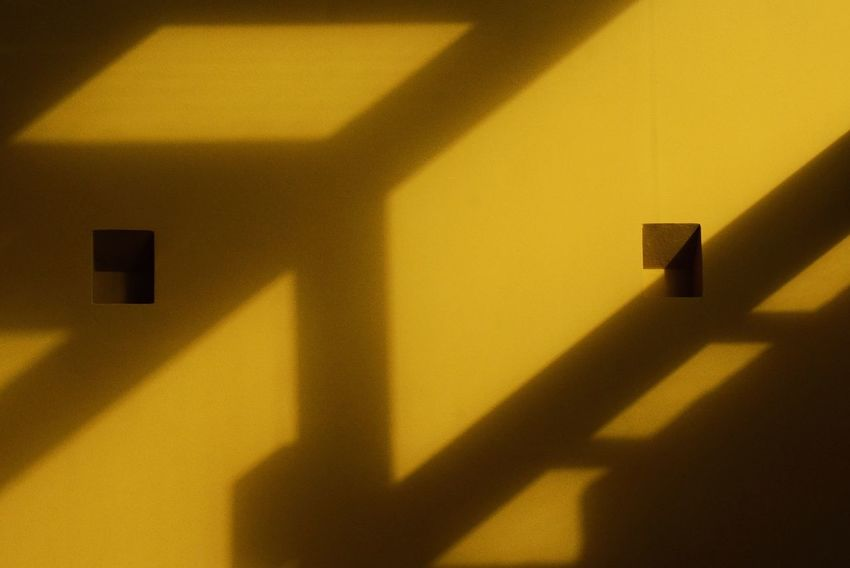 Multiple Layers The EyeEm Facebook Cover Challenge Light And Shadow Yellow