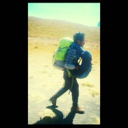 Mountains Mount Semeru