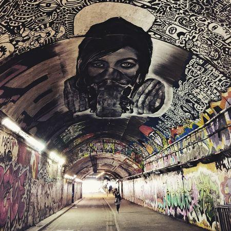 Leakestreettunnel Leakestreetart Leake St ArtWork Art Graffiti Londonstreets Londonlife Tagging Tag Streetphotography