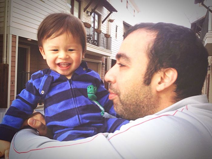 Snapshots Of Life Uncle Nephew  Squeaky Baby Love Capture The Moment