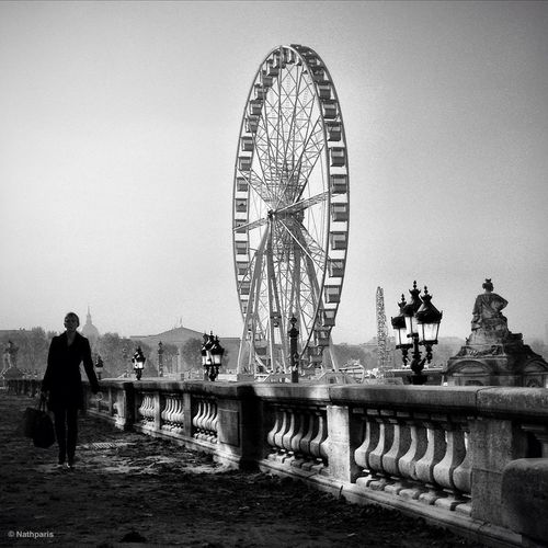 One wednesday noon... In Paris! in Paris One Wednesday Noon... In Paris!