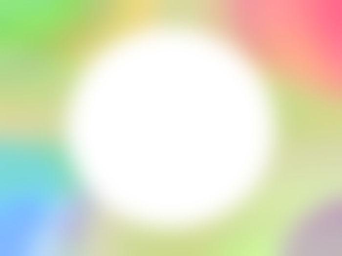 Defocused image of colored background