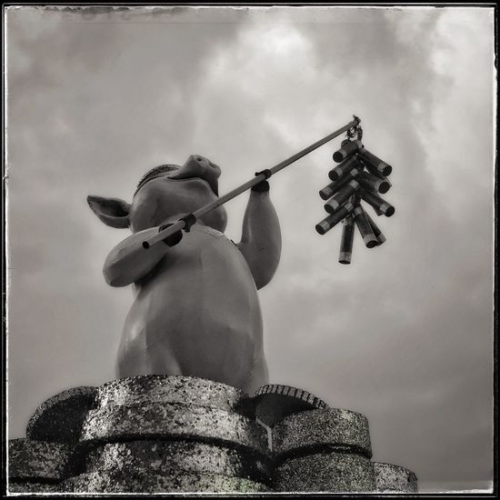 Lunar New Year Year Of The Pig Photo444 Fujix100f Fujifilm_xseries Fujifilm Blackandwhite Black And White Documentary Photography Streetphotography Light And Shadow