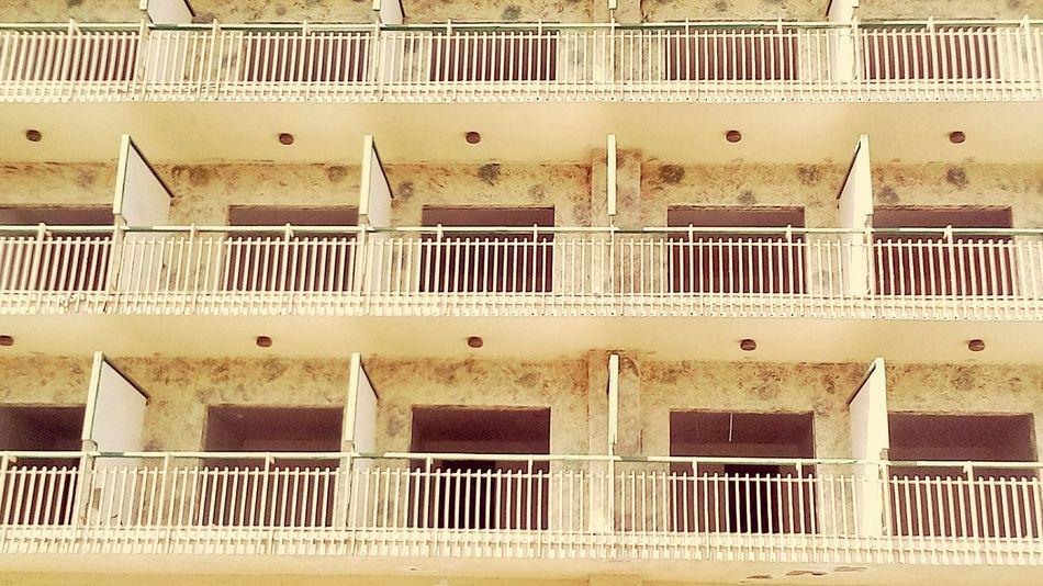 Abandoned Places Building Edificio Abandoned Buildings Abandonado, Ruina, Urbana  Abandoned Roquetas De Mar Barandilla Hotel The Architect - 2016 EyeEm Awards