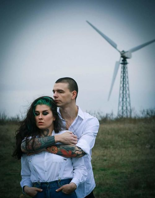 Togetherness Heterosexual Couple Fuel And Power Generation Young Women Women Portrait Photographerlife Black Hair Beautiful Woman Human Body Part Dating Tattoo Girl Tatooedgirls Tatooedboys Tatoolifestyle Beautiful People