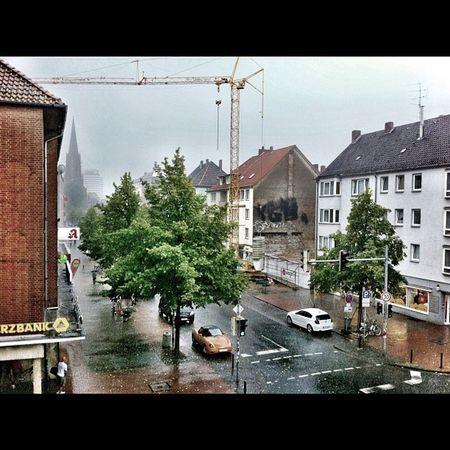 Rainy Day Street Wet Street Photography