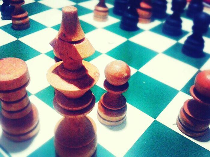Life is a Game Eyeem Philippines EyeEmCDO PhonePhotography Playing Chess