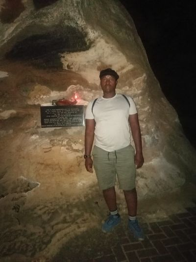 cango caves One Man Only Only Men Adults Only One Person Looking At Camera Adult Mature Adult