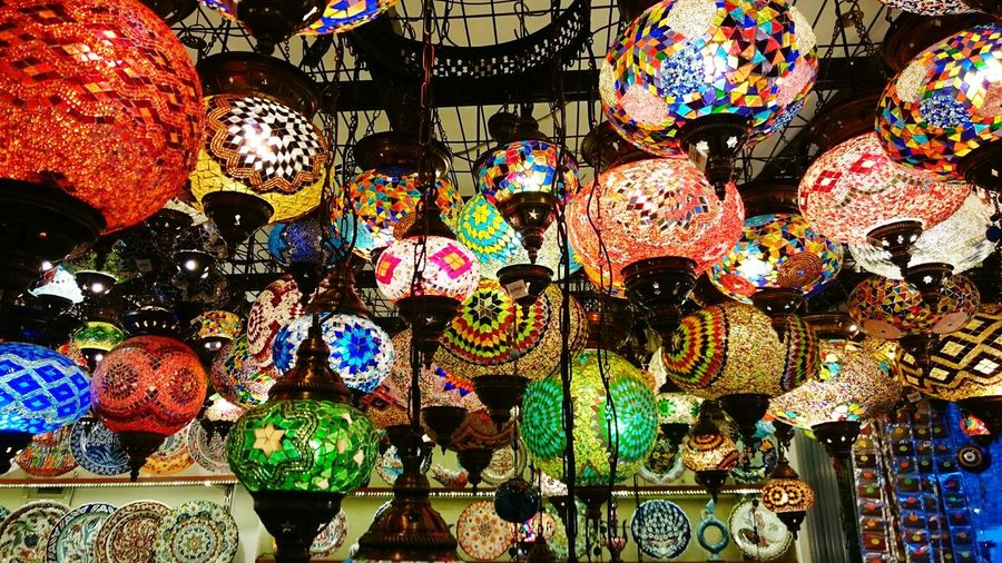 Turkish Bazaar Colorful Streetphotography Beauty In Ordinary Things Lighting