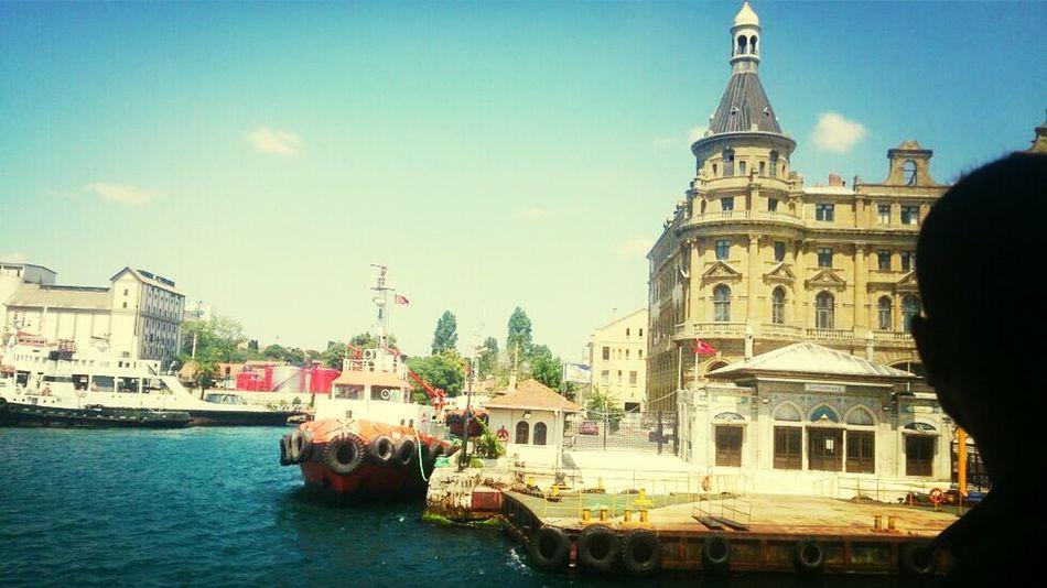 ıstanbul Sea And Sky