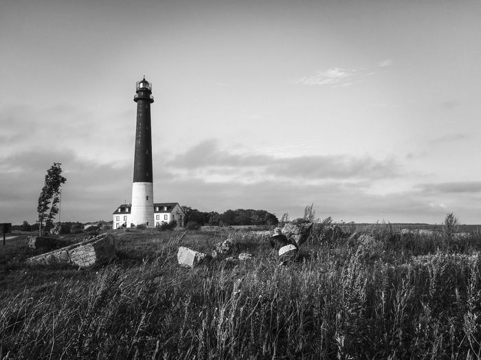 """If you seek me with all your heart, you will find me."" Sõrve Lighthouse in Saaremaa Island, Estonia Monochrome Black And White Light House The Baltics Batic Countries Breeze Coast Shore Clouds Breeze Wind Grass Tower Navigation People Estonia Sõrve Peninsula Sõrve Lighthouse Sõrve Lighthouse Sky Cloud - Sky Nature Growth Day Protection Architecture Outdoors Field Scenics"