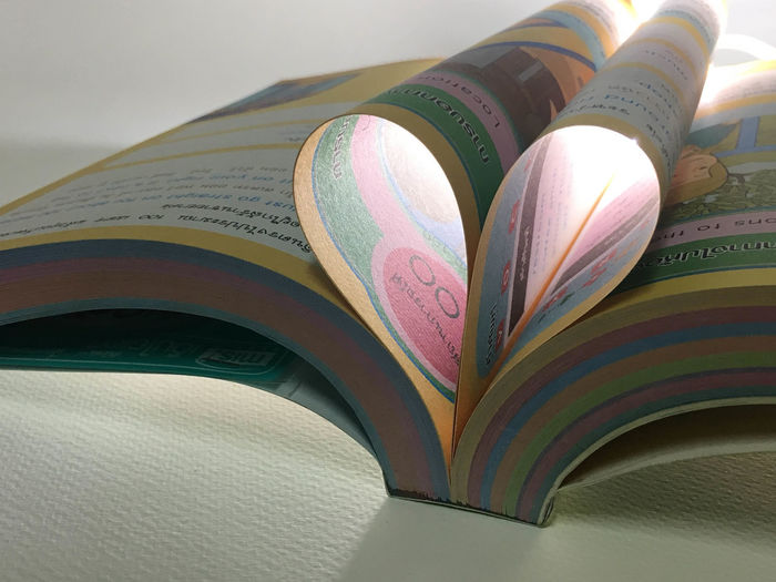 Heart book Books Heart Books Hipster Art And Craft Book Close-up Communication Education Expertise Heart Shape Heart ❤ Indoors  Learning Literature No People Open Page Paper Positive Emotion Publication Still Life Table Text Wisdom