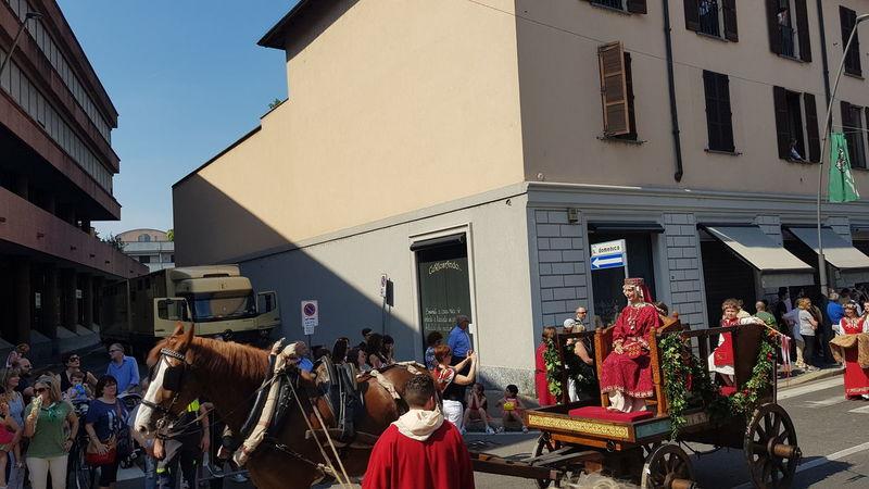 Hystorical Centre Medieval Festival MedievalTown Medieval Days Palio Di Legnano Legnano Italy🇮🇹