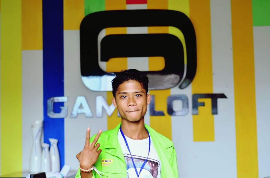 Gamelof In INDONESIA Waw