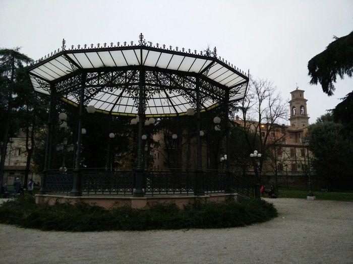 Parco Gazebo Torre Campanile