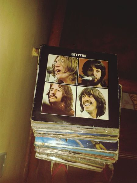 The Beatles Let It Be Music