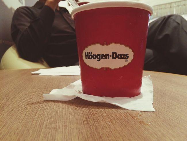 Haagen Dazs Ice Cream Crush