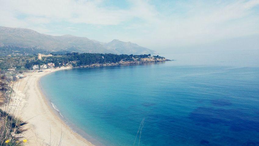 Sanvitolocapo Sea And Sky GoodDay✌🏼️ Sicily ❤️❤️❤️