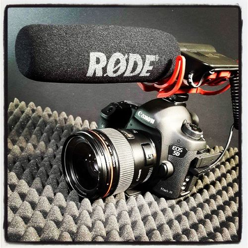 All New Rode Videomic Rycote