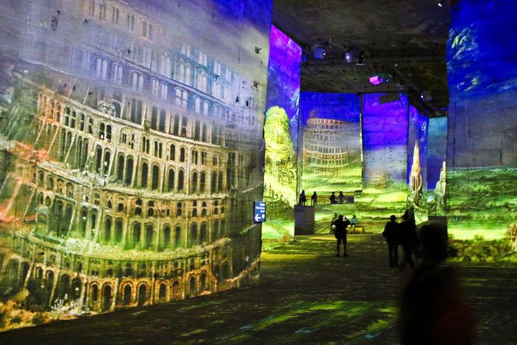 Exhibition in