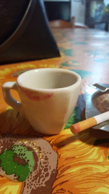 Caffe Time Caffè Colazione Time  Rossettorosso Rossetto No People