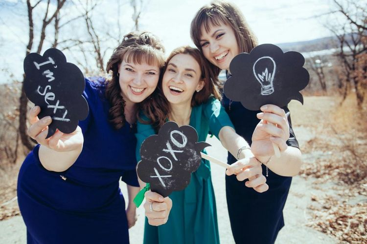 Happiness Happy Girls Fun! Me And Friends Wedding Party Wedding Day Russiangirls Beaitiful Girl