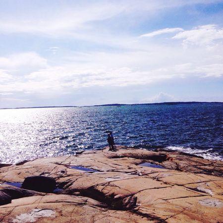 Skärgården Westküste Göteborg Sunny Day Sommer ♡ EyeEm Nature Lover