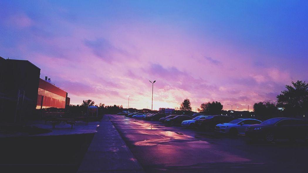 Sunrise Morning First Eyeem Photo
