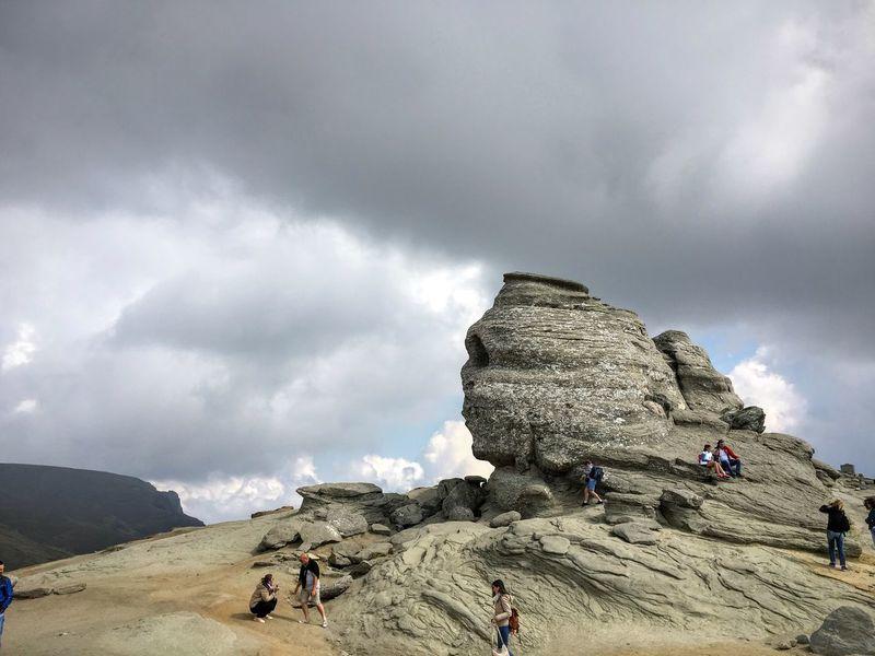 Beauty In Nature Carpathian Mountains Carpathians Mountain Nature Rocks Rocky Romania Sfinx Travel Travel Destinations