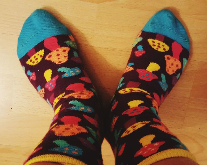 TK Maxx Socksie Happysocks Happysocksofficial Pilze Socks Mushroom Mushrooms Colorful Colors
