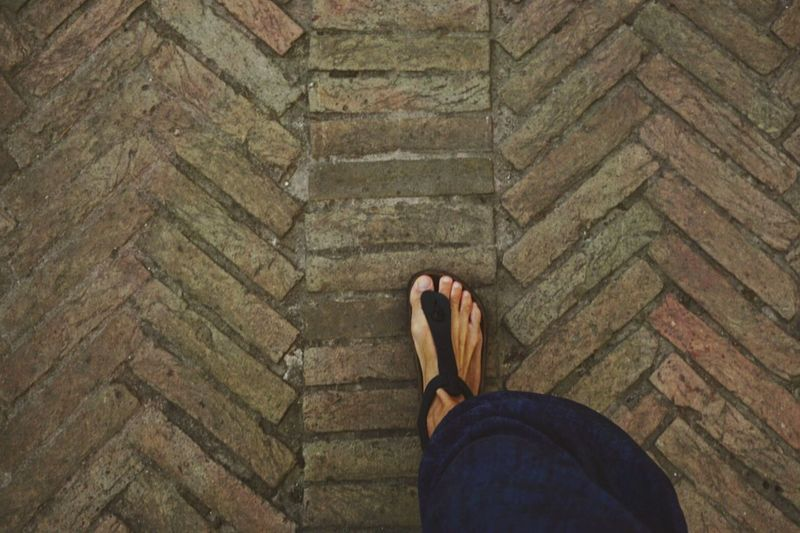 Morning Walk | From My Point Of View EyeEm Italy Getting Inspired The Street Photographer - 2015 EyeEm Awards The Great Outdoors - 2015 EyeEm Awards Birkenstock Mania Colors Barefoot Me My Camera And I |