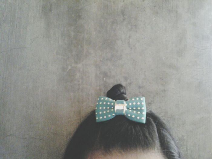 A ribbon won't hurt. Detailsofmylife Ribbon