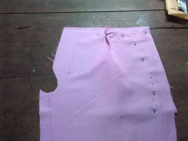 sew pants Make Pants Trouser Pocket Trousers Pants Sewing Pattern Clean Necktie Wall - Building Feature High Angle View Drying Wood - Material Button Down Shirt Menswear Single Object Still Life Hanging White Day Indoors  Clothing Textile White Color Close-up No People Pink Color Indoors  Flooring A New Beginning EyeEmNewHere