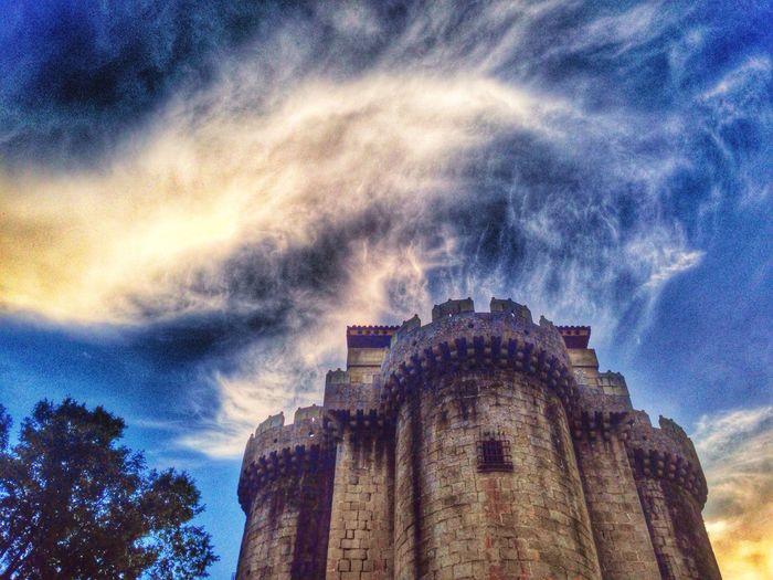Cáceres Extremadura Castle History JohnnyGarcía