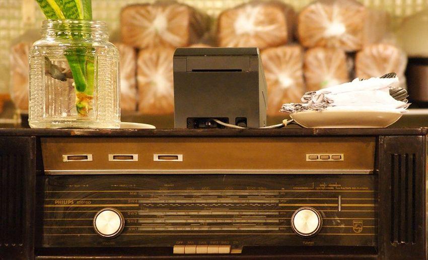 old radio Old Radio Radio Old-fashioned Old Oldtown Cashier Machine Close-up Drawer Cabinet Dresser Typewriter Rotary Phone Radio Station Vintage Radio Wave Kitchen Island