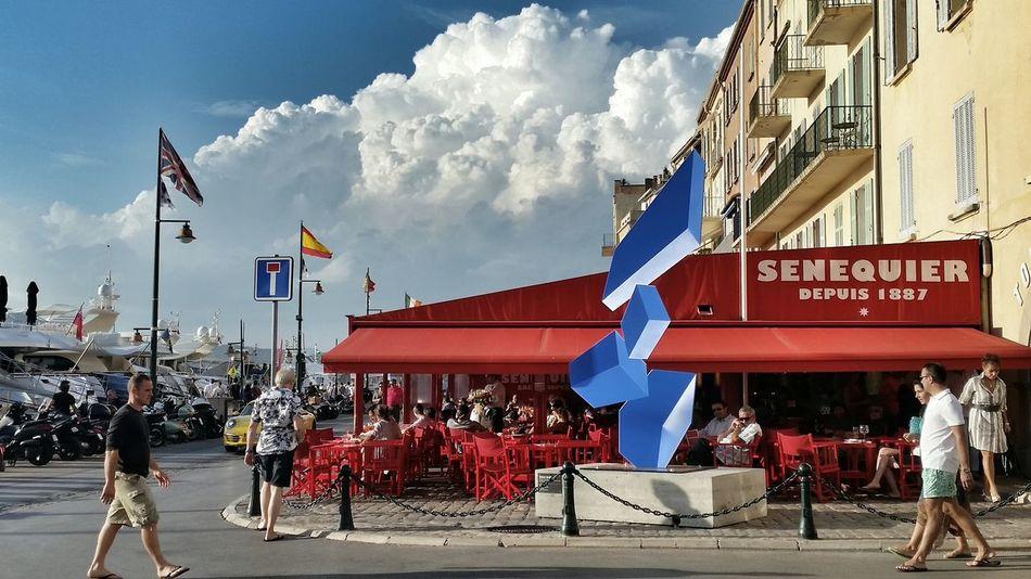Saint Tropez Senequier Port Harbour