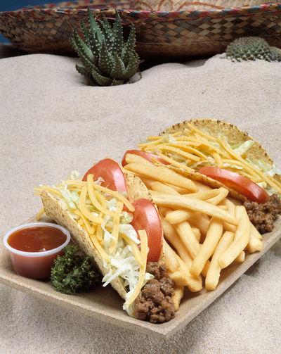 Fast Food Food