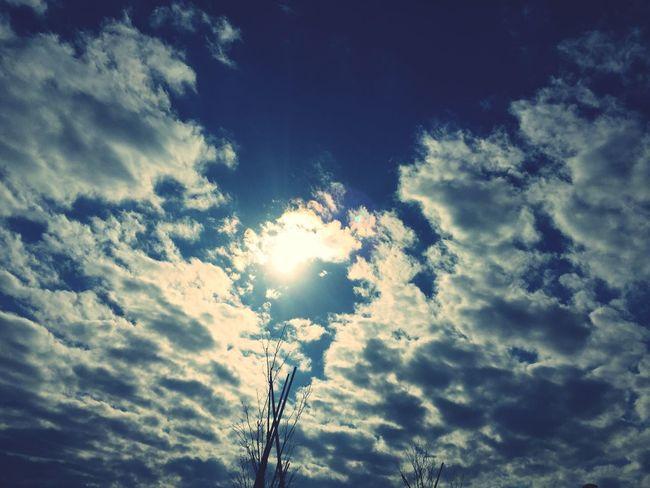 空 広がっていく空 Sky