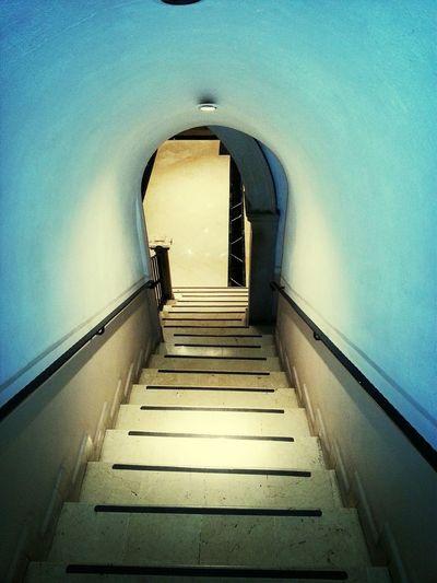 Escaleras Working