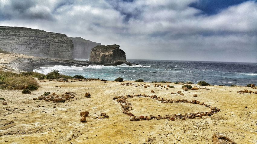 Gozo Love And Sea sea Beaches EyeEm Best Edits Eye For Photography