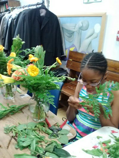 Live To Learn floral arrangement 101. Getting Inspired