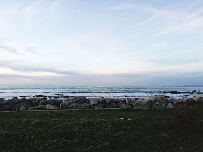 Sea Cloud - Sky Outdoors Beach Sky Water No People