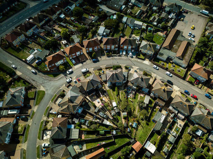 Ipswich, Suffolk, England Real Estate Agent Ipswich Suffolk Uk Great Britain England United Kingdom Home House For Sale Orwell Bridge River Surburban Neiborhood Panoramic View Drone  Aerial View Urban Architecture Building Exterior Built Structure High Angle View City
