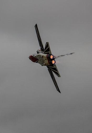 Afterburner Air Vehicle Airplane Airshow Airshow Fighter Plane Flying International Air Tattoo Mid-air Military Royal International Air Tattoo Spread Wings Tornado