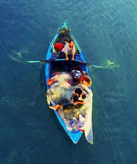 Life goals High Angle View Transportation Day People Nautical Vessel Adult Only Women Adults Only Water Outdoors