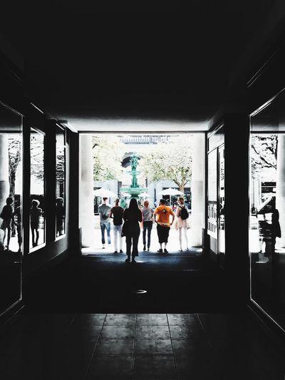 Fotowalk Today@apple Mirror Zürich