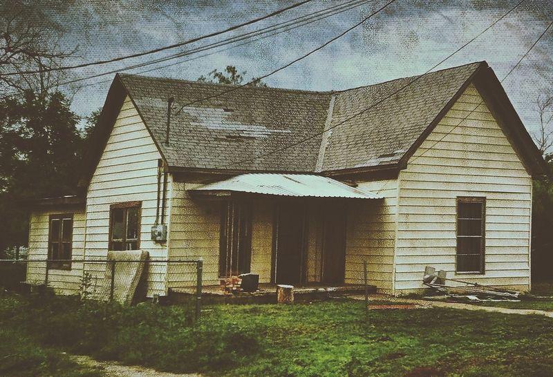 Vintage Old House