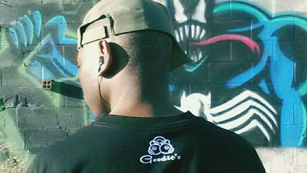 Urban Photography Street Art/Graffiti Street Fashion Clothing Brand Goodie's Clothing Inc.
